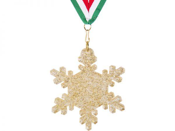 Medaglia Neve Plexiglas 29815-4