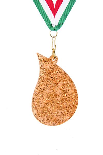 Medaglia a Goccia in Plexiglas 29820-3