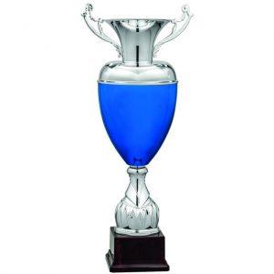 Coppa Argento e Blu Velluto- SR 8321