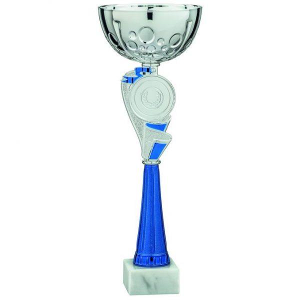 Coppa Argento e Blu 8417