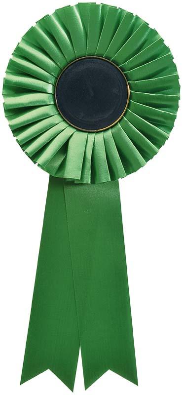 Coccarda Verde - TP cinta-f12