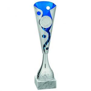Coppa argento e Blu 7232
