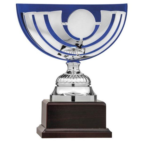 Coppa Argento e Velluto Blu - SR 9246
